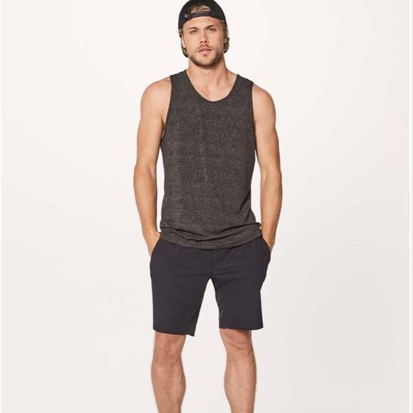 01dfc98af5 lululemon athletica Other - Lululemon Men's In Mind Shorts Black Large